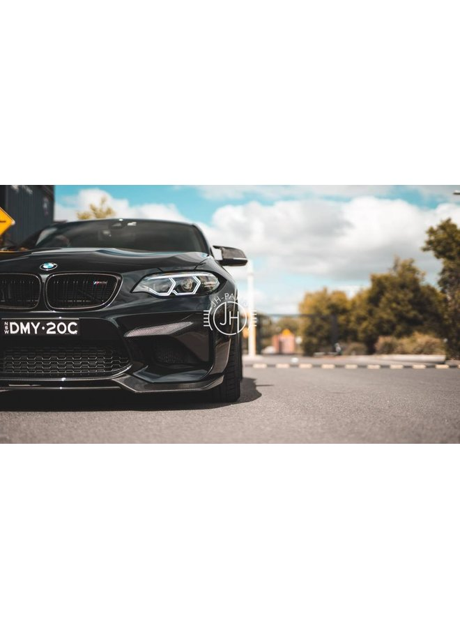 Carbon cover BMW F87 M2