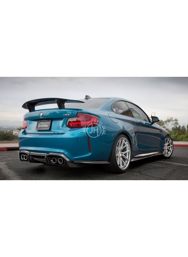 PSM side skirts BMW M2