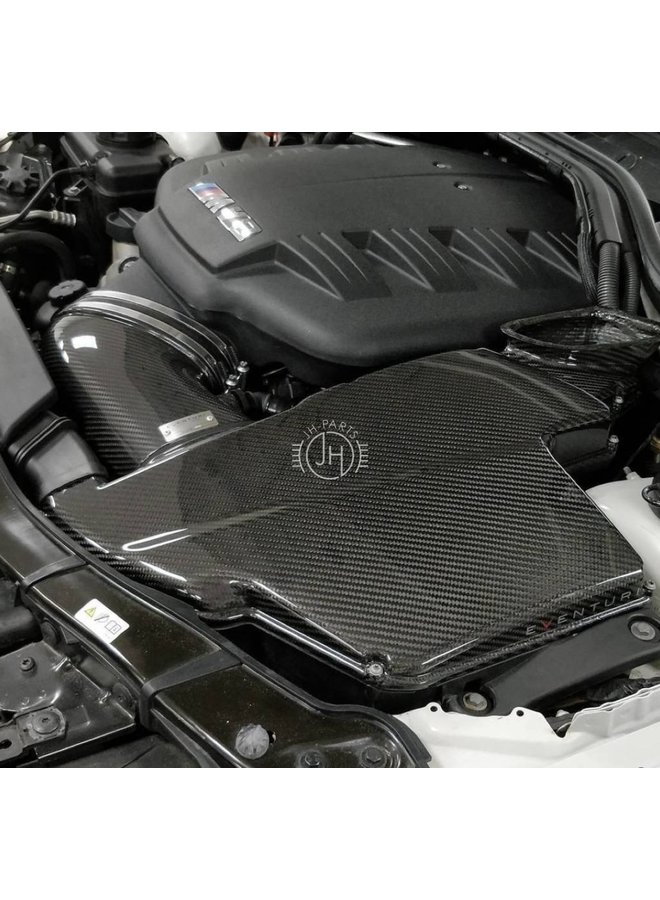 Carbon airbox-lid