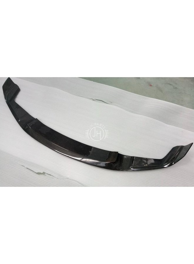 Carbon Comptetition style front lip F87 M2