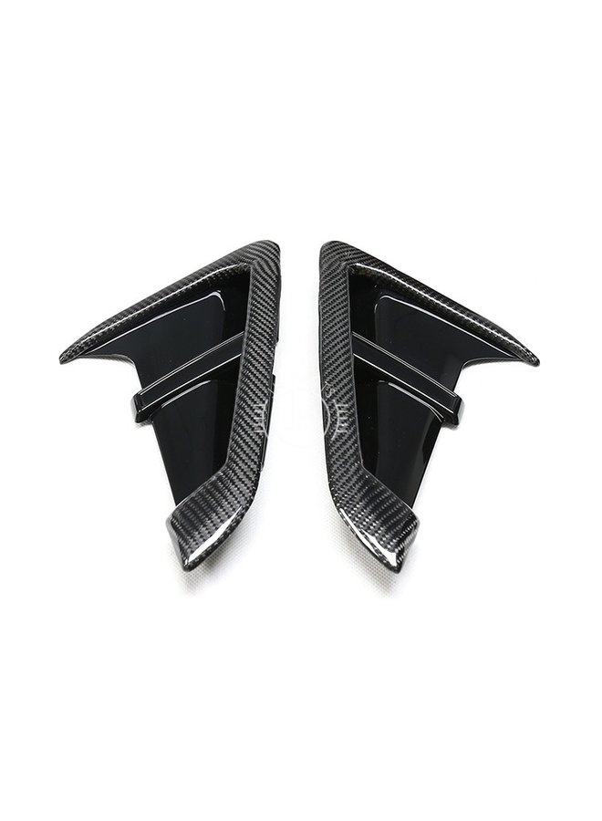Carbon zij-rooster BMW F97 X3 M