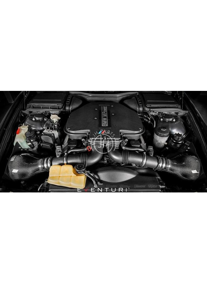 Eventuri BMW E39 M5 (S62) Carbon intake