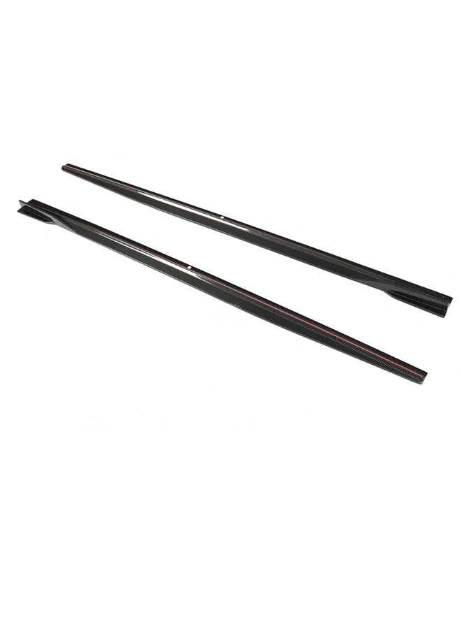 Carbon sideskirts  BMW G20 3 Serie