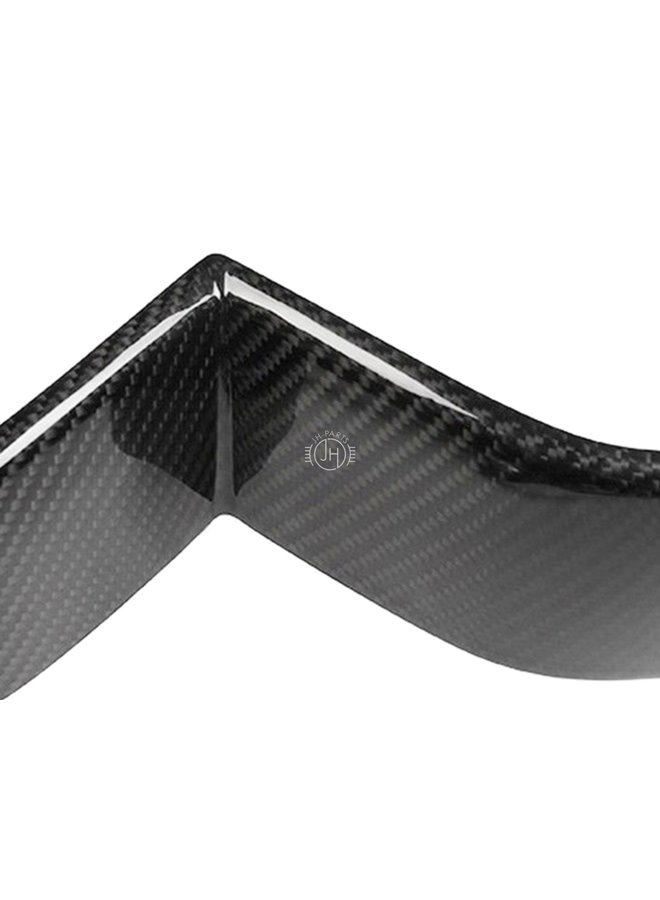 Carbon grill cover Tesla Model X