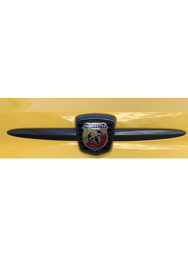 Fiat 500 595 695 Abarth carbon grill