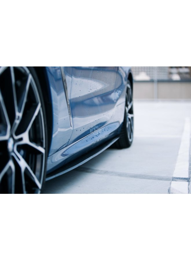 BMW 8 Serie G14 G15 Carbon side skirts extensions