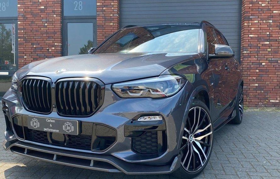 BMW G05 X5 Teile montiert