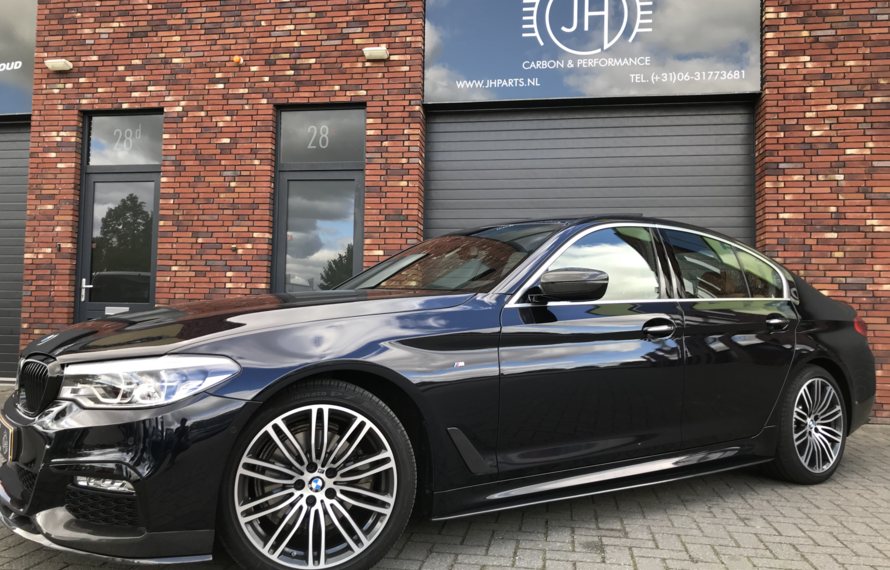 BMW G30 5 Serie carbon onderdelen