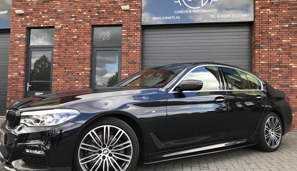 BMW G30 5 serie carbon parts
