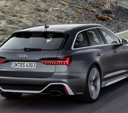 Audi RS6 C8 carbon & performance parts