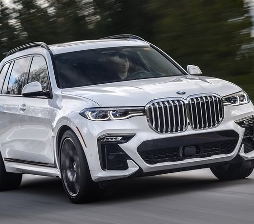 BMW G07 X7 carbon en performance onderdelen