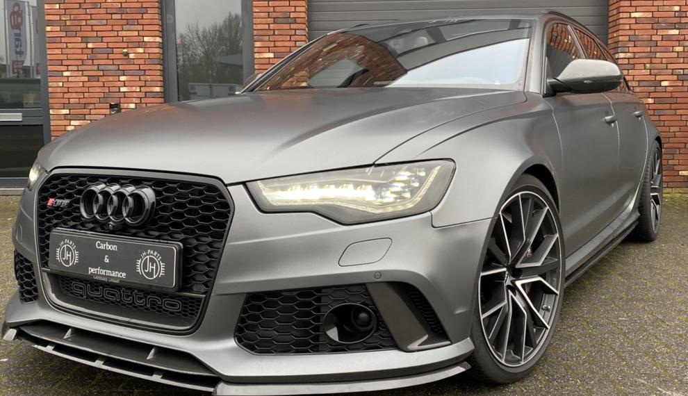 Audi RS6 C7 Carbon onderdelen