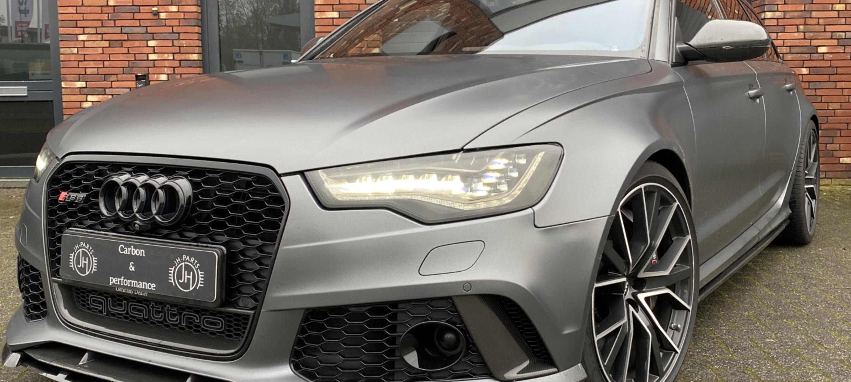 Audi RS6 C7 Carbon parts