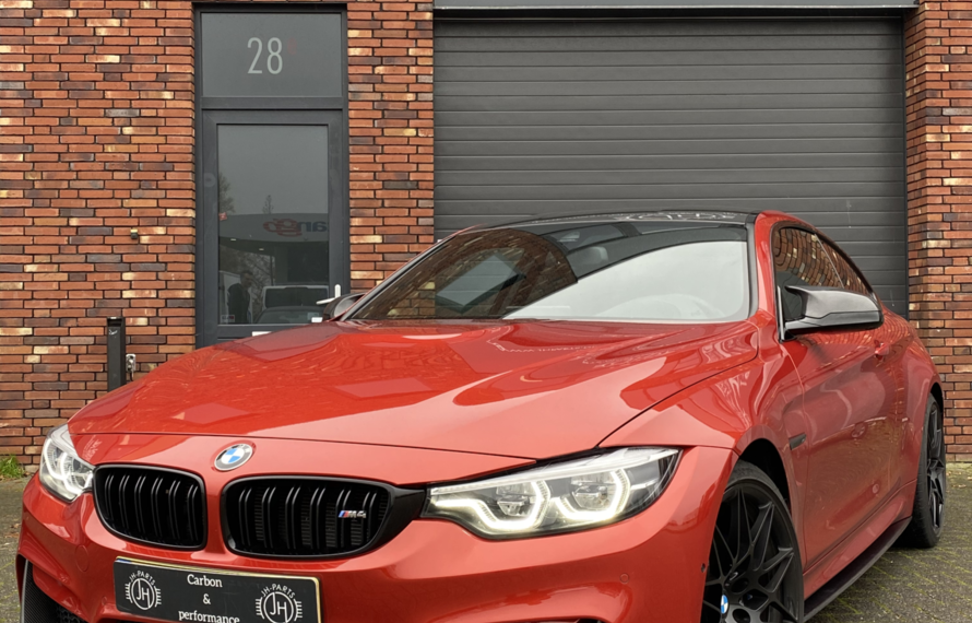 BMW F82 M4 Carbon performance kit