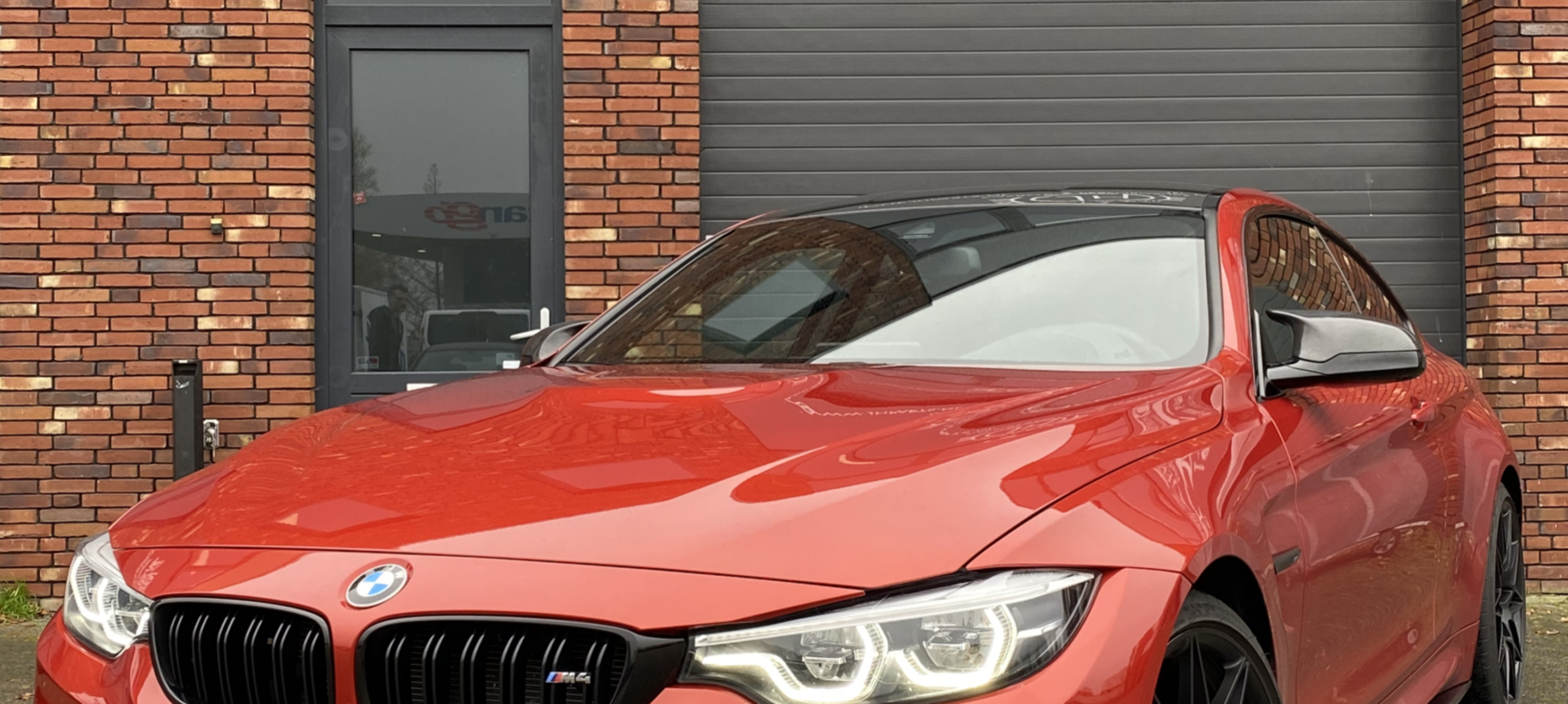 BMW F82 M4 Carbon performance kit