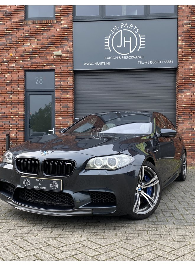 Carbon CRT style frontlip BMW F10 M5