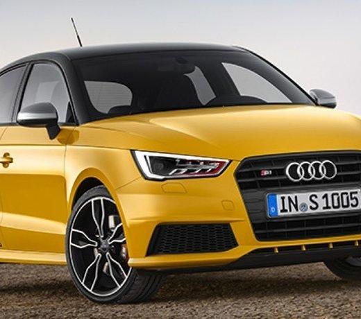 Audi S1 RSiC6 carbon delen