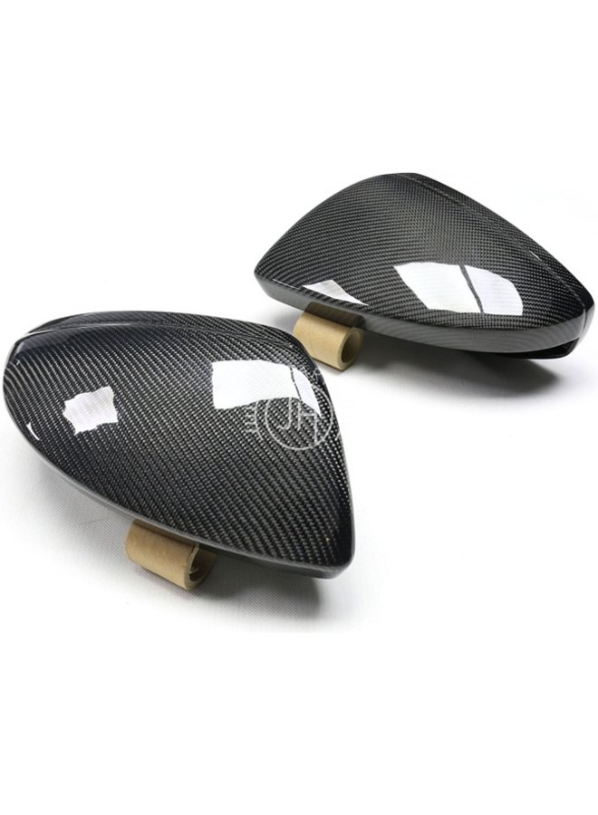 Carbon mirror covers Audi A6 RS6 A7 RS7 C8