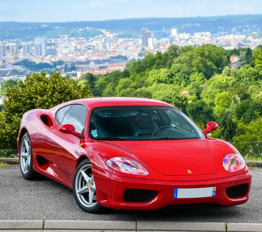 Ferrari 360  carbon & performance onderdelen