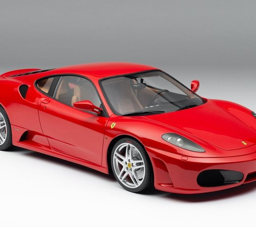 Ferrari F430 carbon & performance parts