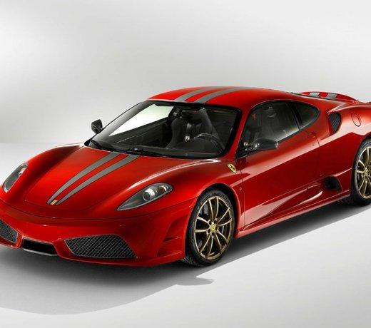 Ferrari 430 / 16M Scuderia carbon & pretormance parts