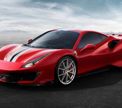 Ferrari 488 Pista / Piloti carbon & performance parts