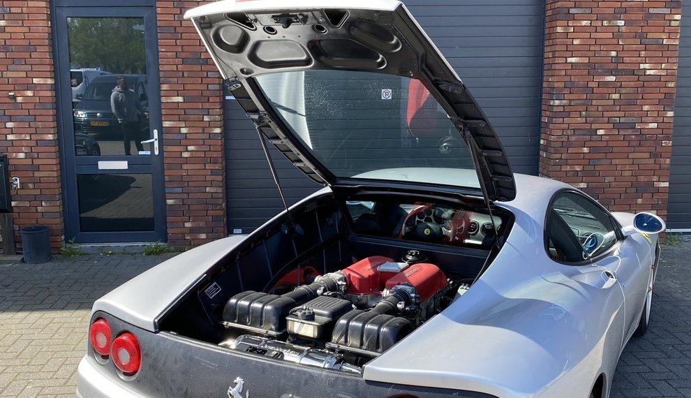 Ferrari 360 Modena Capristo uitlaat