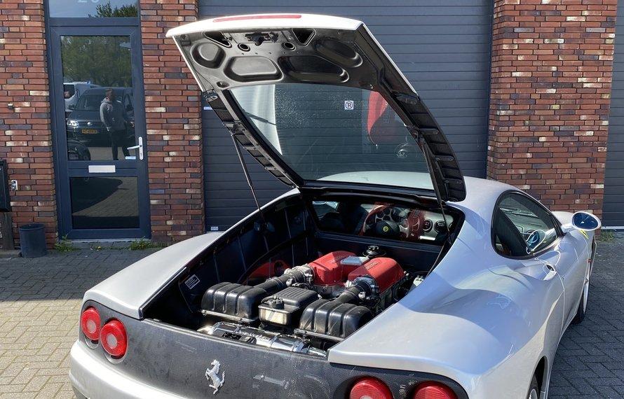 Ferrari 360 Modena Capristo Auspuff