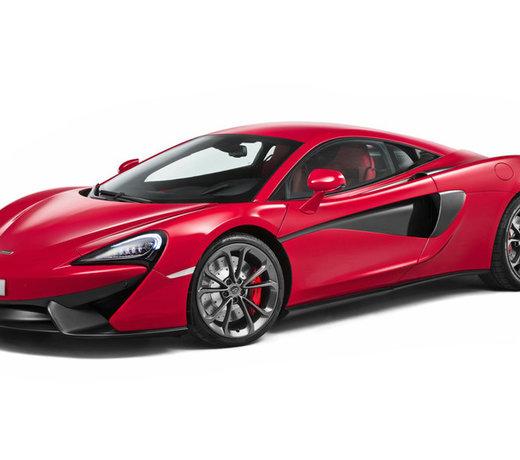McLaren 540 / 570 carbon & performance parts