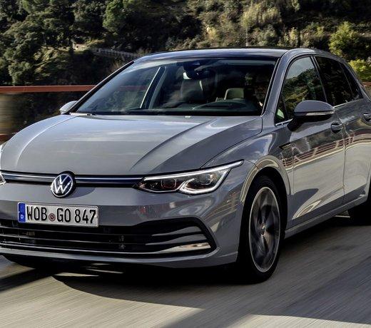 Volkswagen Golf 8 carbon & performance onderdelen