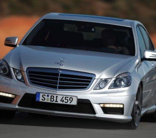 Carbon performance onderdelen Mercedes W212 E-klasse
