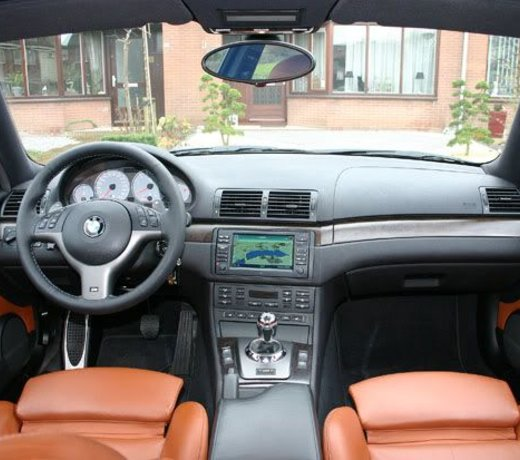 Interieur onderdelen voor de E46