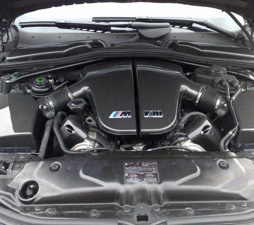 Motorische upgrade BMW E60 E61