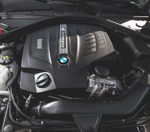 Motor upgrade F20 / F21
