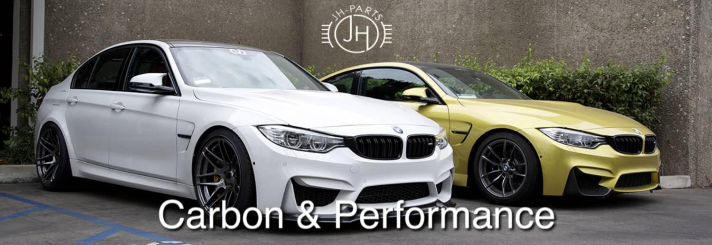 Carbon & performance parts BMW F82/F83 M4