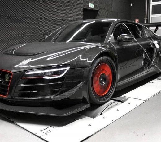 Audi R8 parts