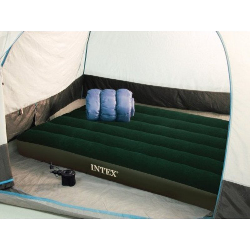 Intex Queen Prestige Downy Airbed Kit