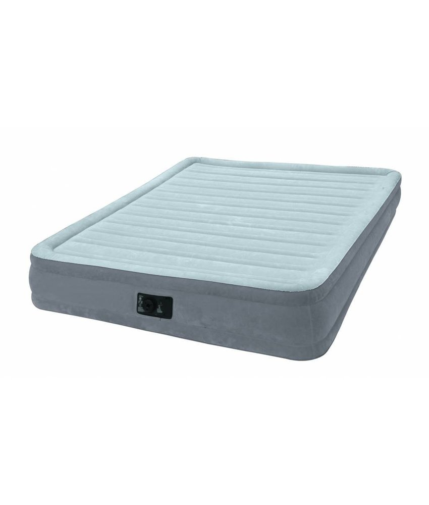 Intex Full Comfort Plush Mid Rise Airbed Kit