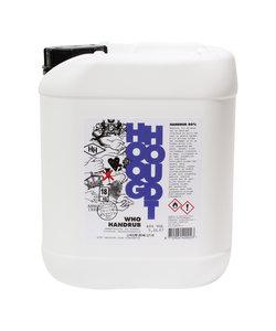 Handrub desinfectie handalcohol 5 liter