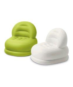 Mode opblaasbare stoel