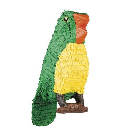 Piñata Papegaai 42 x 54 cm