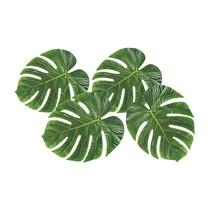 Set 4 Palmbladeren