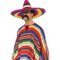 Sombrero meerkleurig