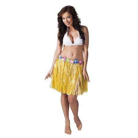 Hawaii rok geel 45 cm