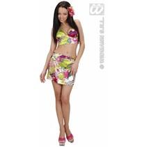 Hawaiiaanse vrouw kostuum