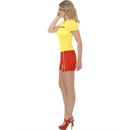 Vrouwen Baywatch kostuum