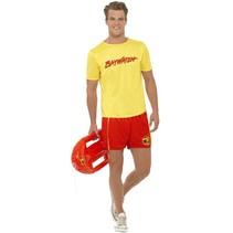 Baywatch strand kostuum man