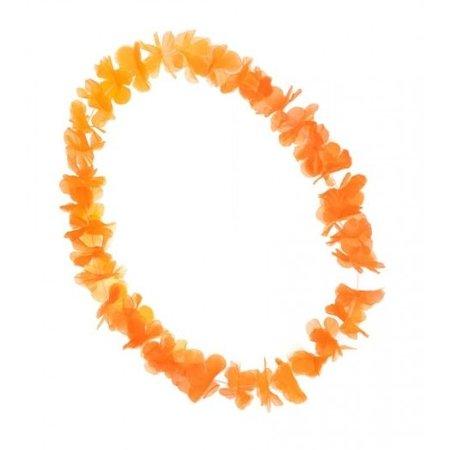 Hawaii slinger oranje