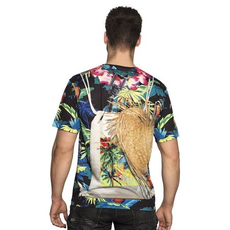 Fotorealistisch Shirt Beach Boy