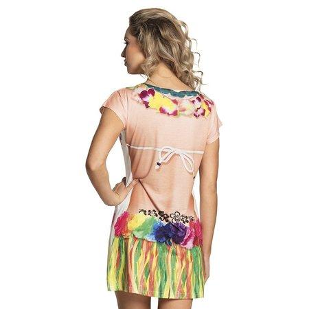 Fotorealistisch shirt Beach babe